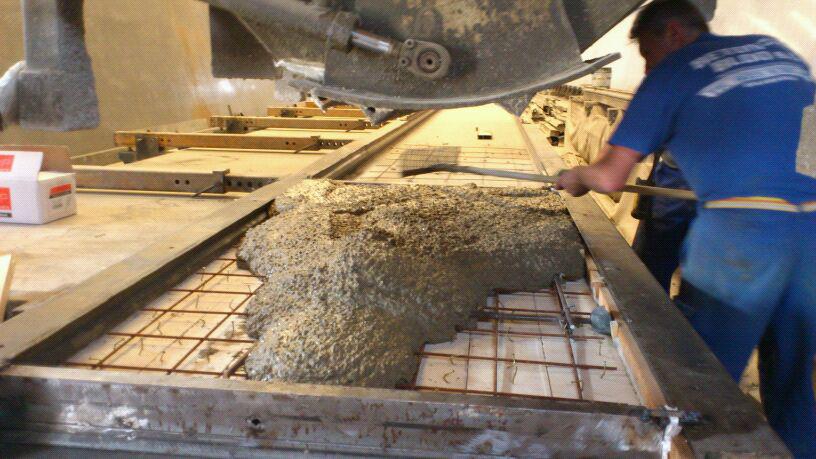 Prefabricados de hormigón Marconsa